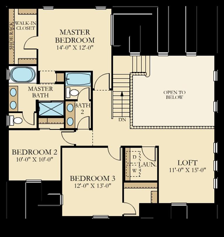 Autumn Field | Residence 3 Second Floor
