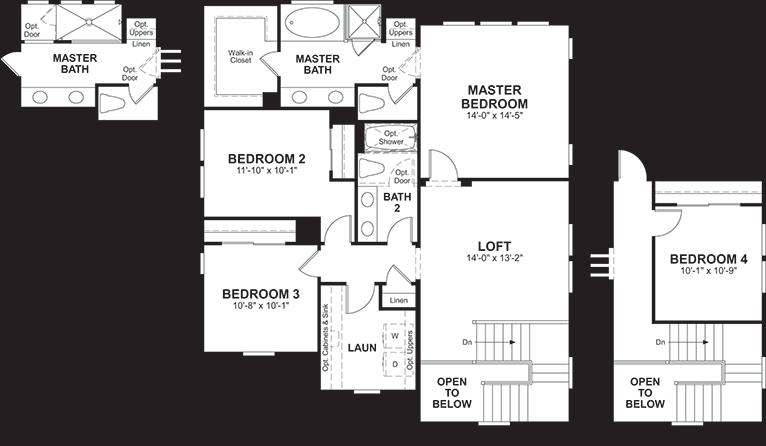 Vineyard | Belleview Second Floor