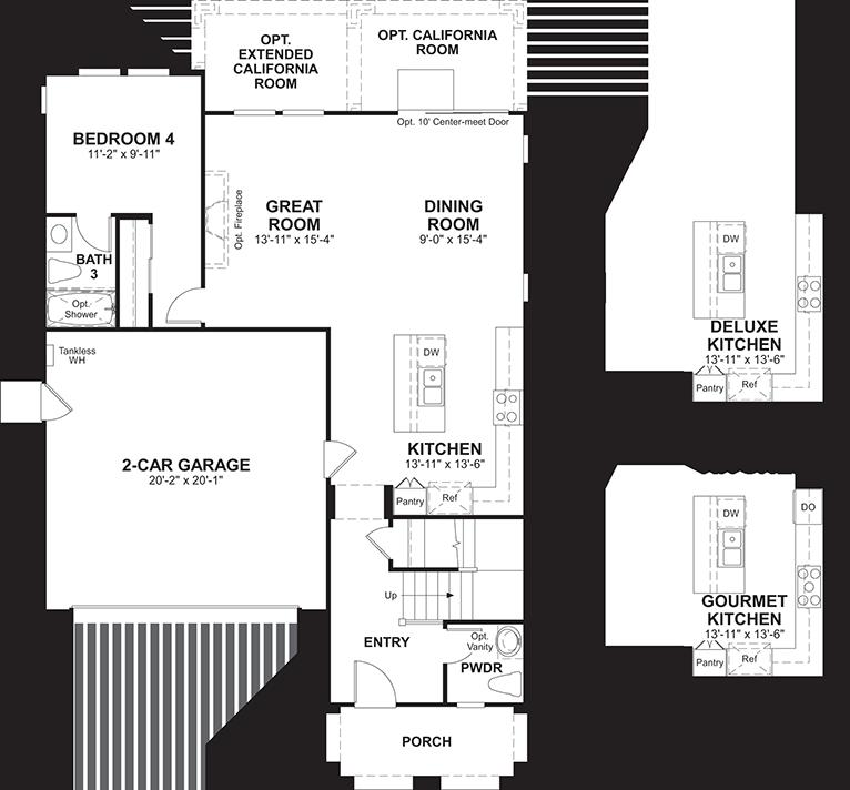 Vineyard | Brigham First Floor