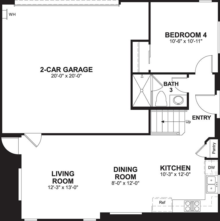 Heirloom | Bryant First Floor