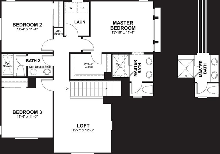 Heirloom   Bryant Second Floor