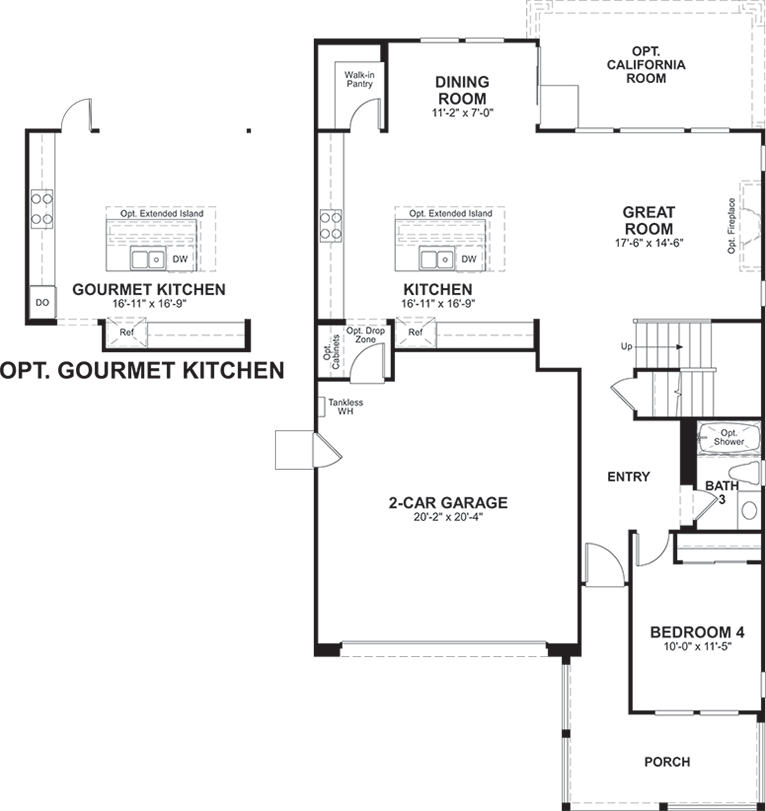 Pineberry | Flynn First Floor