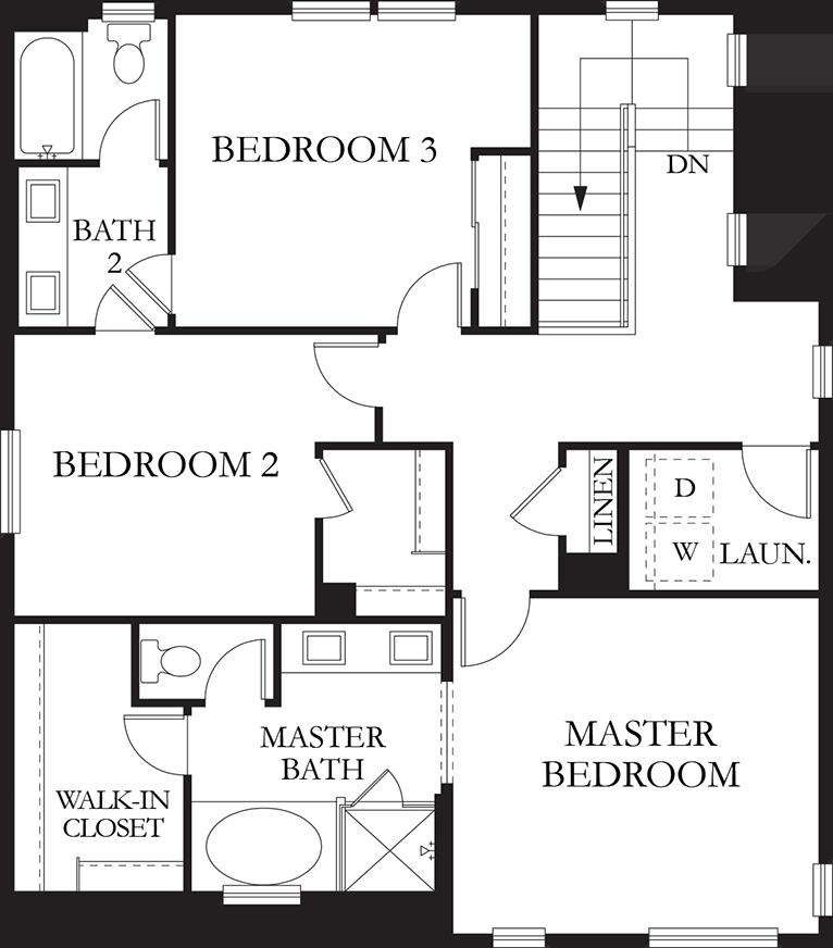 Summerfield | Residence 1 Second Floor