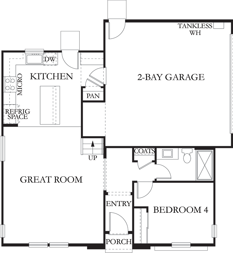 Summerfield | Residence 2 First Floor
