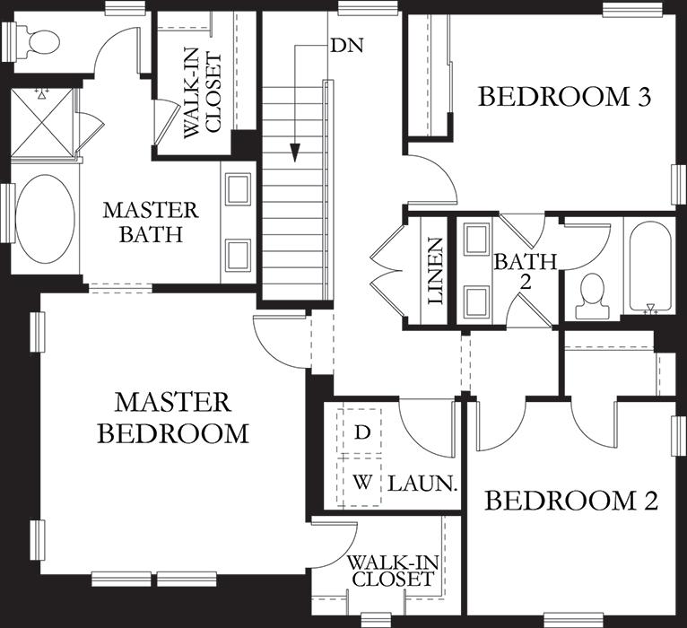 Summerfield | Residence 2 Second Floor