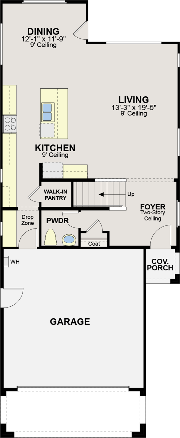 Amelia | Residence 3 First Floor