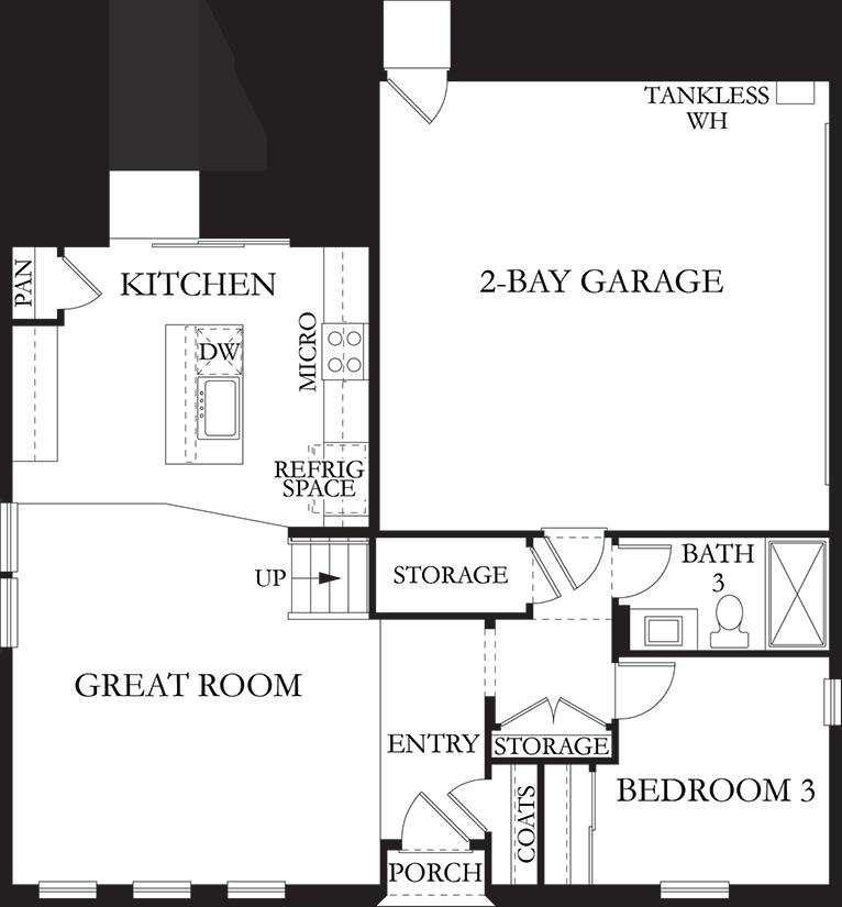Summerfield | Residence 3 First Floor