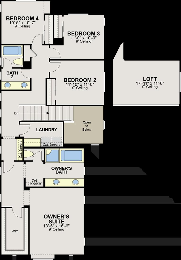 Amelia   Residence 3 Second Floor