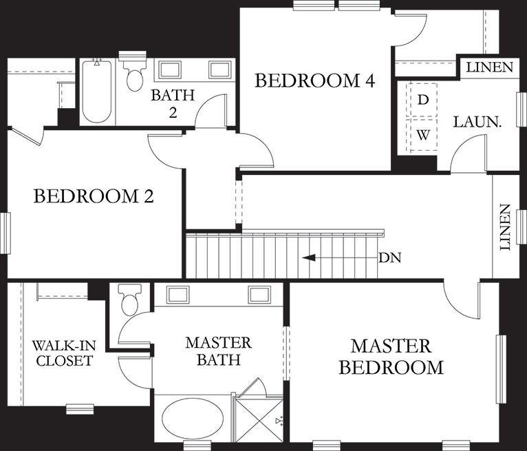 Summerfield | Residence 3 Second Floor