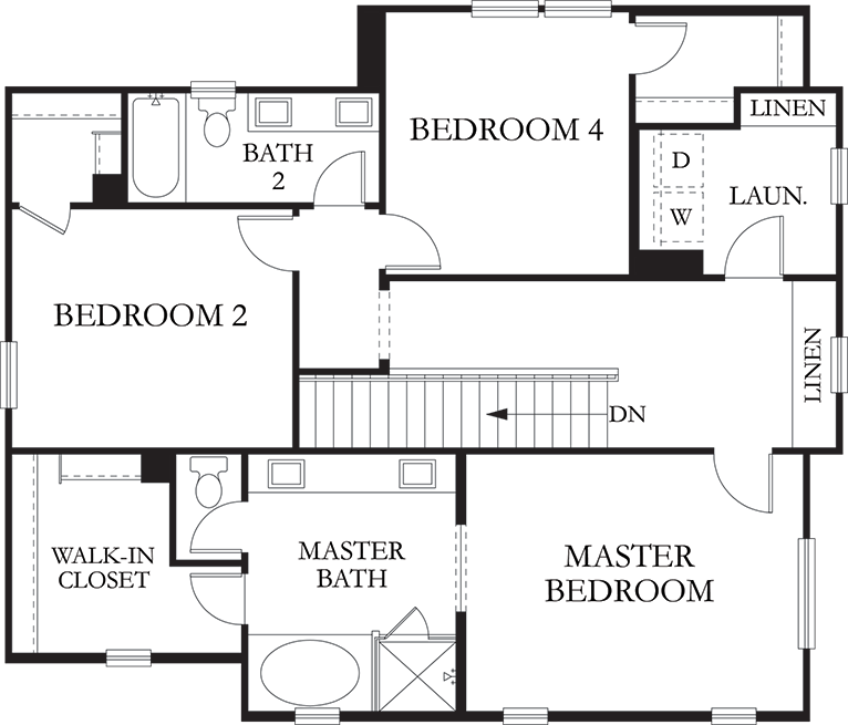 Summerfield | Residence 3 Second Floor