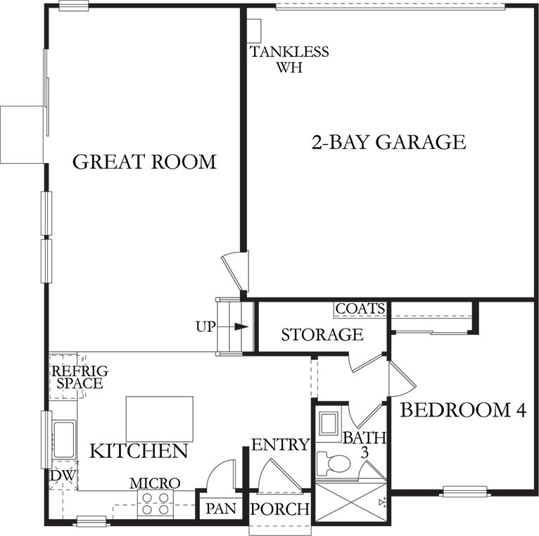 Summerfield | Residence 4 First Floor