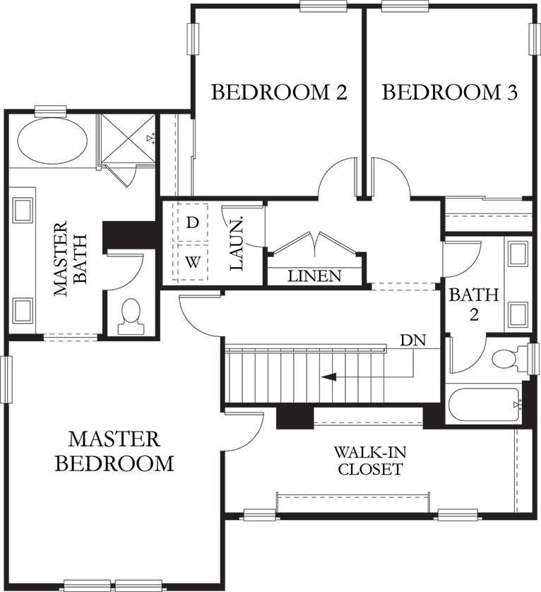 Summerfield | Residence 4 Second Floor