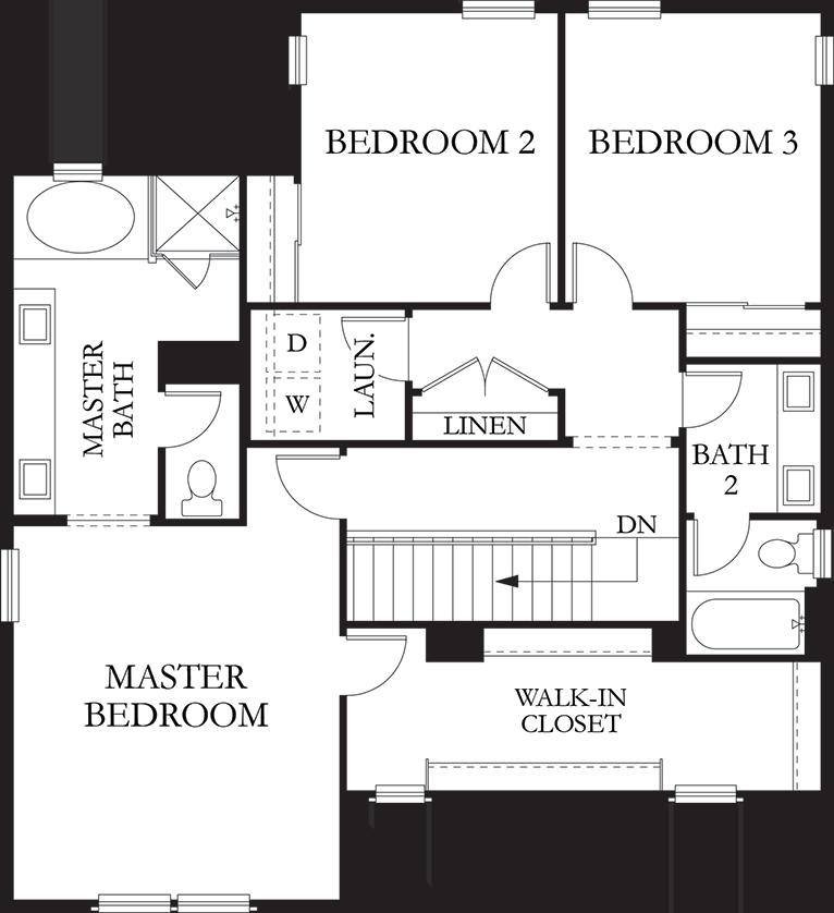 Summerfield | Residence 4 Second Floor