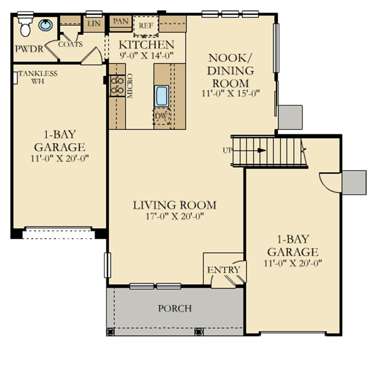 Olive Grove | Residence 2 First Floor