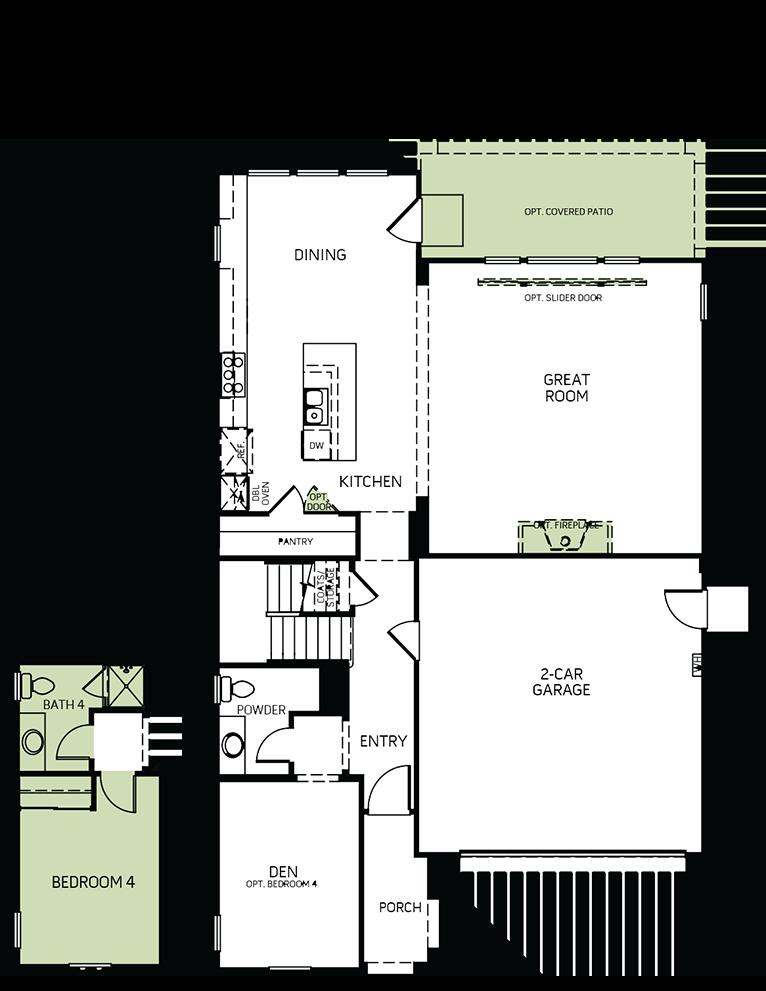 Sunrise | Residence 3 First Floor