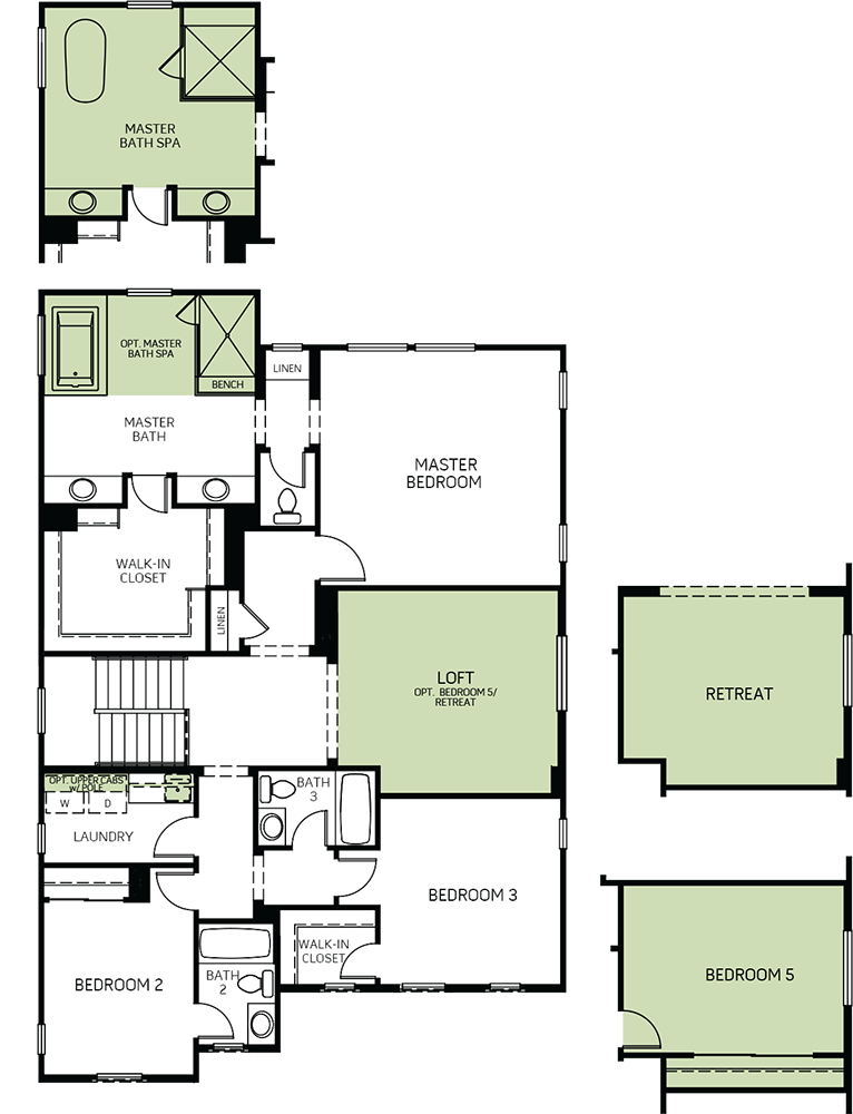 Sunrise | Residence 3 Second Floor