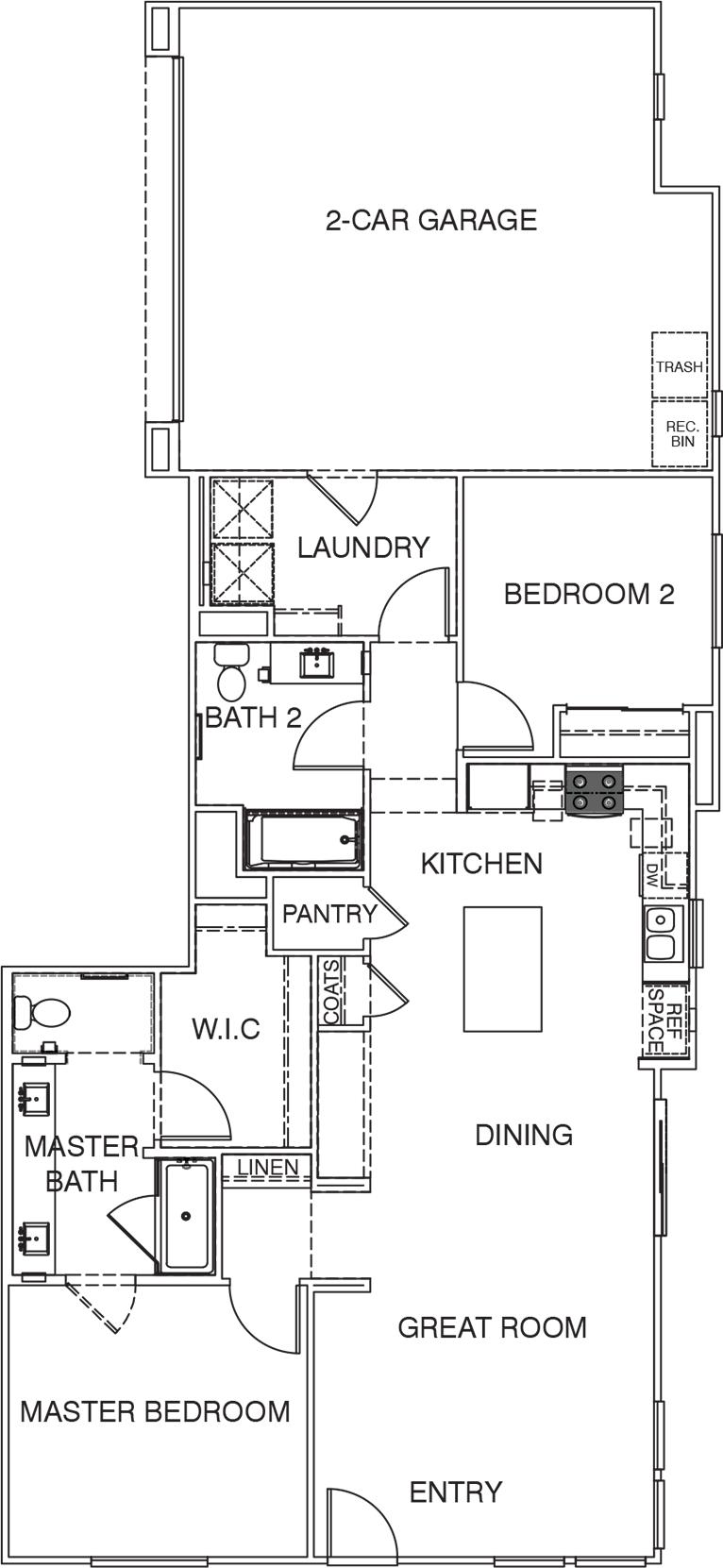 Hazel | Residence 1 First Floor