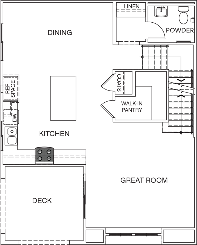 Hazel | Residence 2 Second Floor