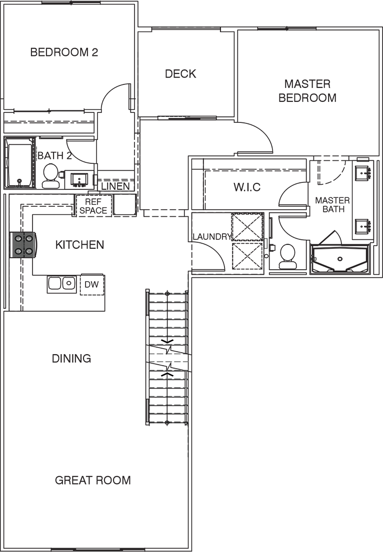 Hazel   Residence 3 Second Floor