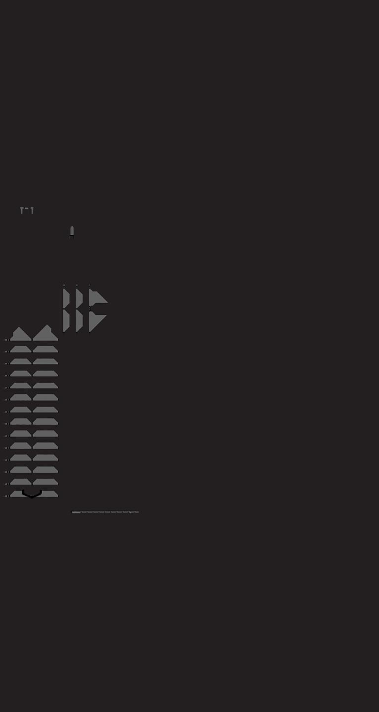 Hazel Residence 5 options floor plan
