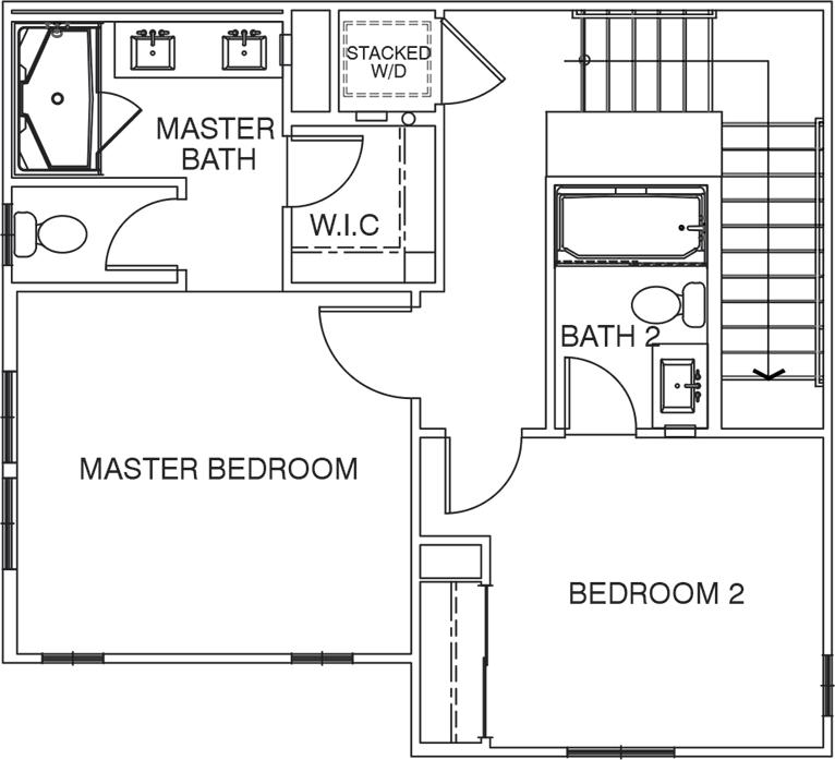 Ivy | Residence 1 Third Floor