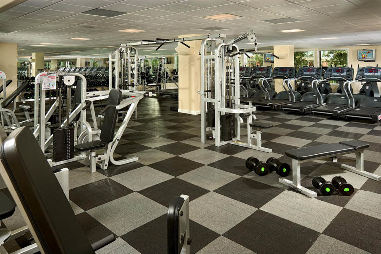 The Gym at The Preserve at Chino