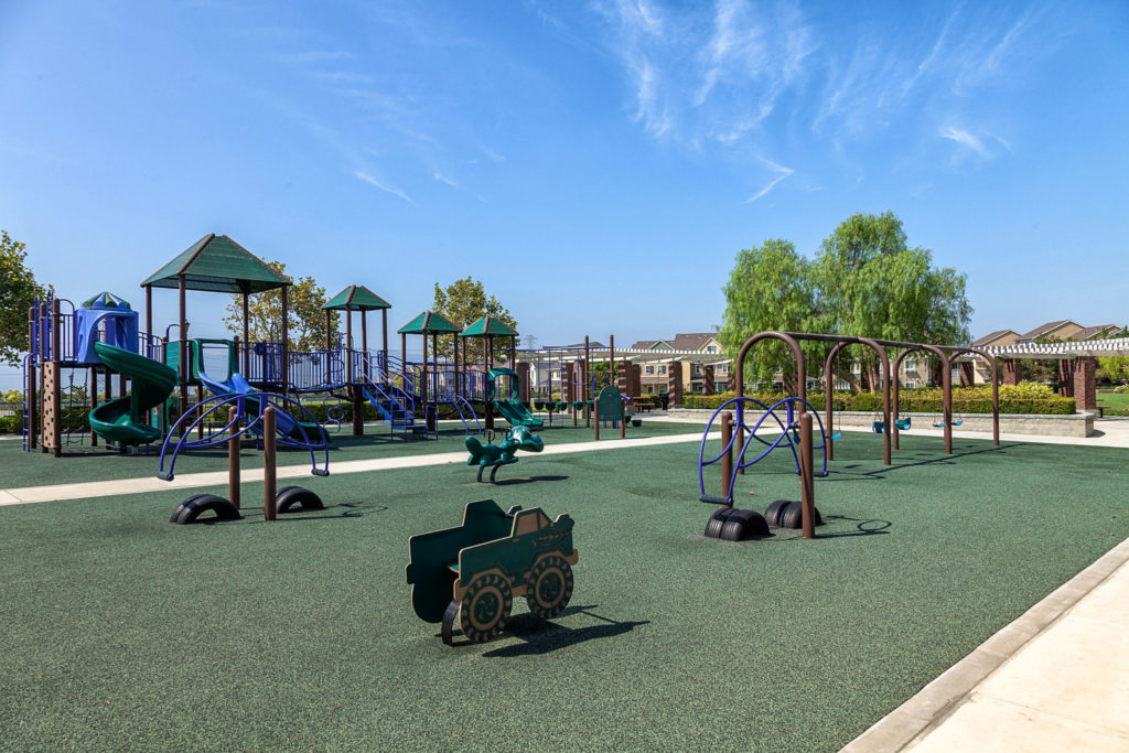 Founders Park Tot Lot at The Preserve at Chino