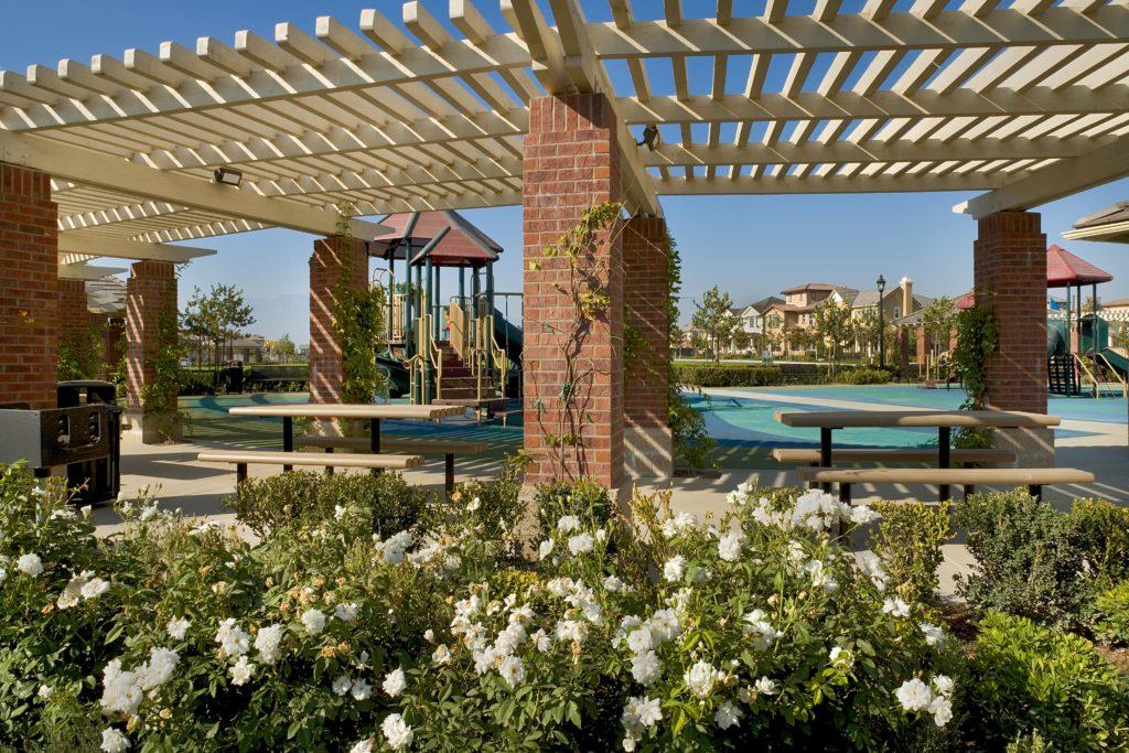 Garden Park picnic area