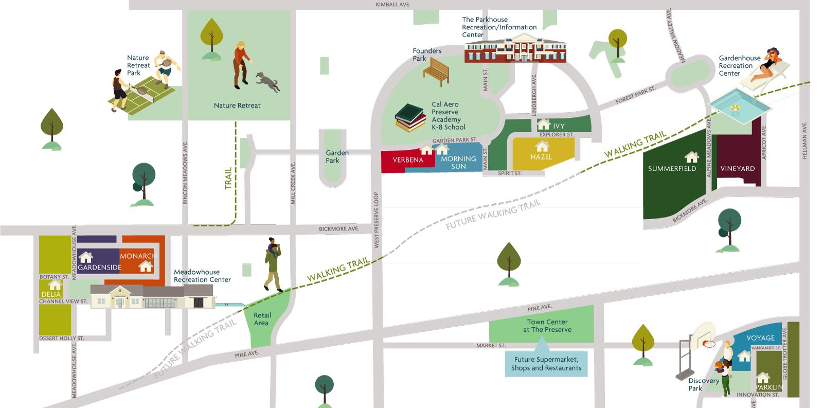 TPAC Community Map
