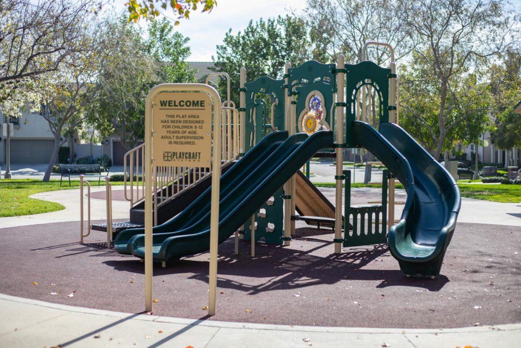 Hidden Hollow Park at The Preserve at Chino