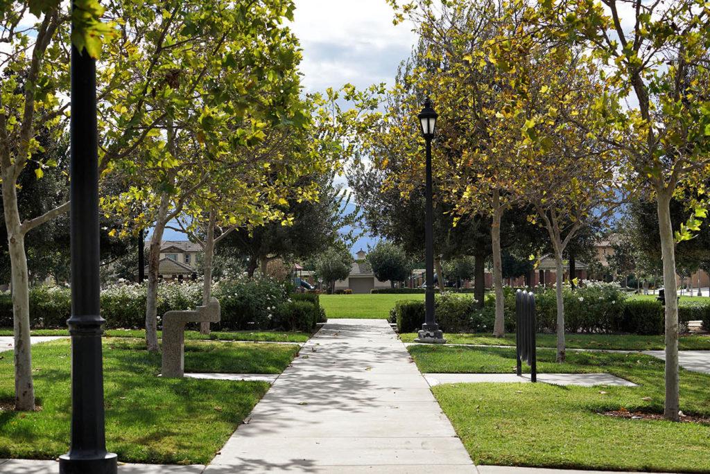 Garden Park Walking Trail